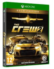 Ubisoft igra The Crew 2: Gold Edition (Xbox One)