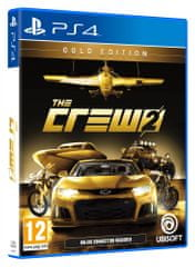 Ubisoft igra The Crew 2: Gold Edition (PS4)