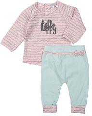 Dirkje dívčí kojenecký set Hello Happy