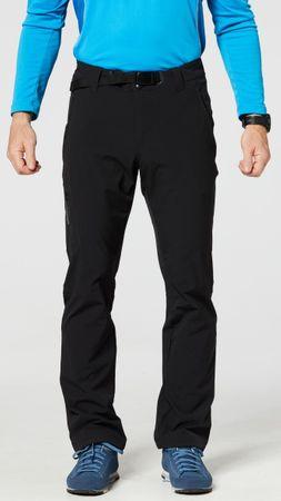 Northfinder moške pohodne hlače Toby Gunmetal, sive, M