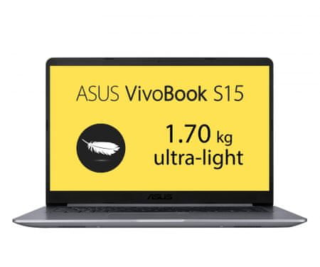 Asus VivoBook S510UQ-BQ601T