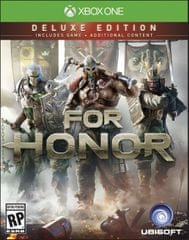 Ubisoft igra For Honor: Deluxe Edition (Xbox One)