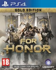 Ubisoft igra For Honor: Gold Edition (PS4)