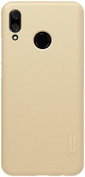 Nillkin Super Frosted zadní kryt pro Huawei Nova 3, zlatý 2440085