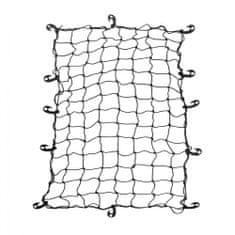 CarPoint Síť pro upevnění nákladu 90 × 150 cm stretch