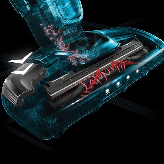 Electrolux pokončni baterijski sesalnik 2v1 EER75NOW
