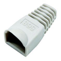 Digitus zaščitna plastika za RJ45, siva (pak/100)