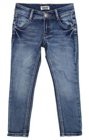 Dirkje chlapecké jeansy 104 modrá