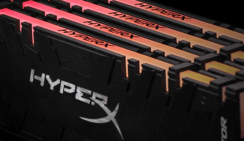 RAM pomnilnik Kingston HyperX
