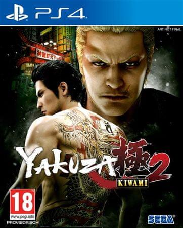 Atlus igra Yakuza Kiwami 2: Launch Edition (PS4)