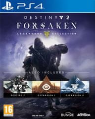 Activision igra Destiny 2: Forsaken Legendary Collection (PS4)