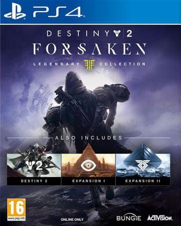 Activision igra Destiny 2: Forsaken Legendary Collection (PS4)