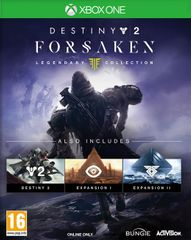 Activision igra Destiny 2: Forsaken Legendary Collection (Xbox One)