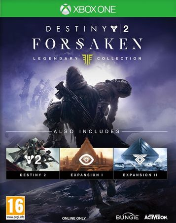 Activision igra Destiny 2: Forsaken Legendary Collection (Xbox One)