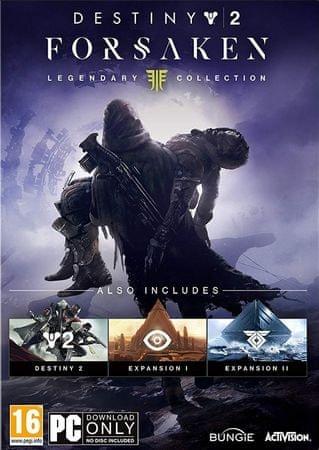 Activision igra Destiny 2: Forsaken Legendary Collection (PC)