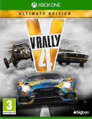 Bigben igra V-RALLY 4: Ultimate Edition (Xbox One) – datum izida 6.9.2018