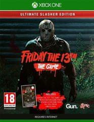 Gun Media igra Friday the 13th The Game: Ultimate Slasher Edition (Xbox One) – datum izida 7.9.2018