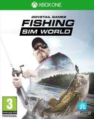 Maximum igra Fishing Sim World (Xbox One) – datum izida 18.9.2018