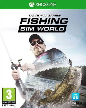 Maximum igra Fishing Sim World (Xbox One)
