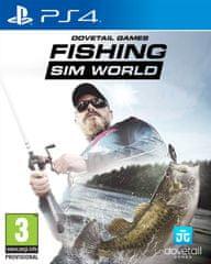 Maximum igra Fishing Sim World (PS4)