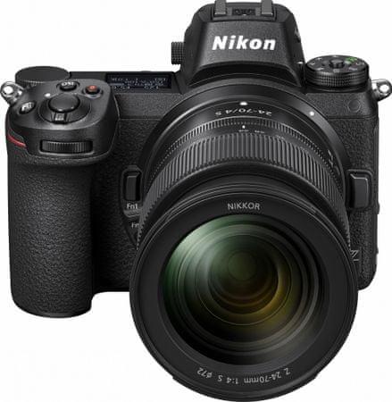Nikon Z6 + 24-70 mm + 64GB XQD karta v baleniu ZDARMA! (VOA020K001)