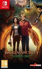Revolution Software igra Broken Sword 5: The Serpent's Curse (Switch)