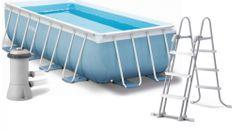 Intex 26772NP Fémvázas medence szett, 300x175x80 cm