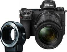 Nikon Z6 + 24-70 mm + FTZ adaptér + 64GB XQD karta v baleniu ZDARMA! (VOA020K003)