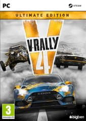 Bigben igra V-RALLY 4: Ultimate Edition (PC)