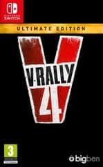 Bigben igra V-RALLY 4: Ultimate Edition (Switch) – datum izida Q4 2018