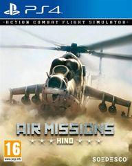 Soedesco igra Air Missions: Hind (PS4)