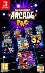 Namco Bandai Games igra Namco Museum Arcade Pac (Switch)