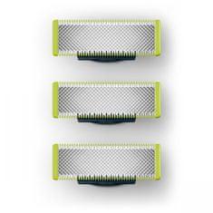 PHILIPS OneBlade PC-QP230/50 tartalék penge 3db