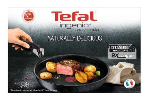 Tefal INGENIO AUTHENTIC set 6 dílů L6719452