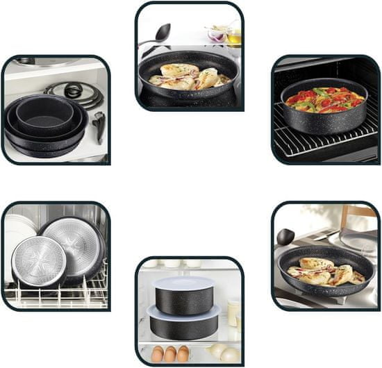 Tefal INGENIO AUTHENTIC sada 6 dielov L6719452