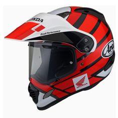 Arai enduro-moto přilba  TOUR-X 4 Honda Africa Twin Red
