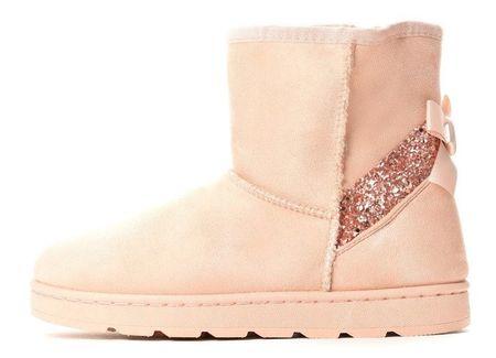 Vices buty zimowe damskie 37 różowe