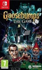Maximum igra Goosebumps: The Game (Switch)