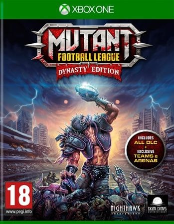 Digital Dreams Entertainment igra Mutant Football League - D. E. (Xbox One)