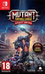 Digital Dreams Entertainment igra Mutant Football League - D. E. (NSW)