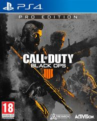 Activision igra Call of Duty: Black Ops 4 Pro Edition (PS4) – datum izlaska 12.10.2018
