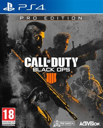 Activision igra Call of Duty: Black Ops 4 Pro Edition (PS4)