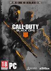 Activision igra Call of Duty: Black Ops 4 Pro Edition (PC) – datum izlaska 12.10.2018