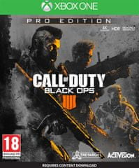 Activision igra Call of Duty: Black Ops 4 Pro Edition (Xbox One) – datum izlaska 12.10.2018