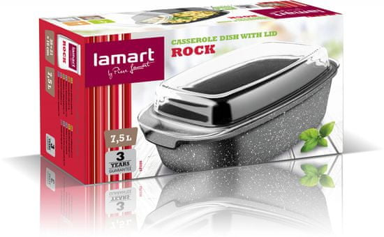 Lamart Pekáč s poklicí ROCK LT1156 7,5 l