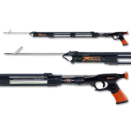 IMERSION Harpuna Triaxx carbon frame speargun barrel, 75 cm