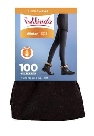 Bellinda WINTER 100 DEN černá S