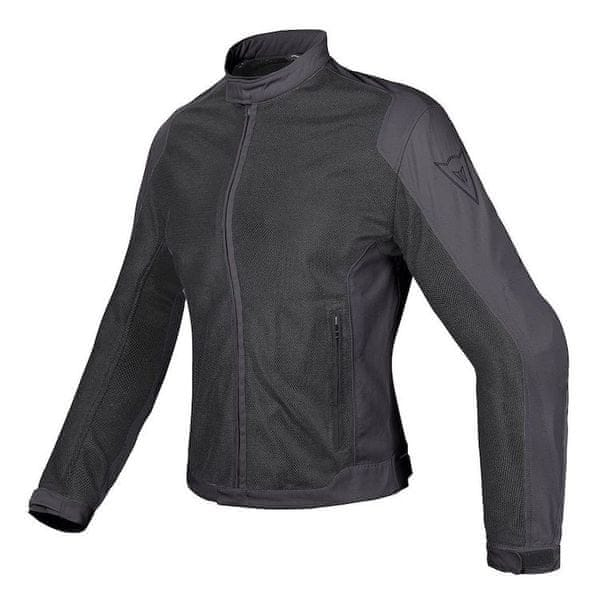 Dainese bunda dámská AIR-FLUX D1 LADY TEX vel.46 černá, textilní