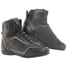 Dainese členkové moto topánky Raptors AIR čierna biela červená 7f861739254