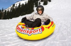 KWIKTEK Klzák snežný AMERISPORT SNOW TUBE